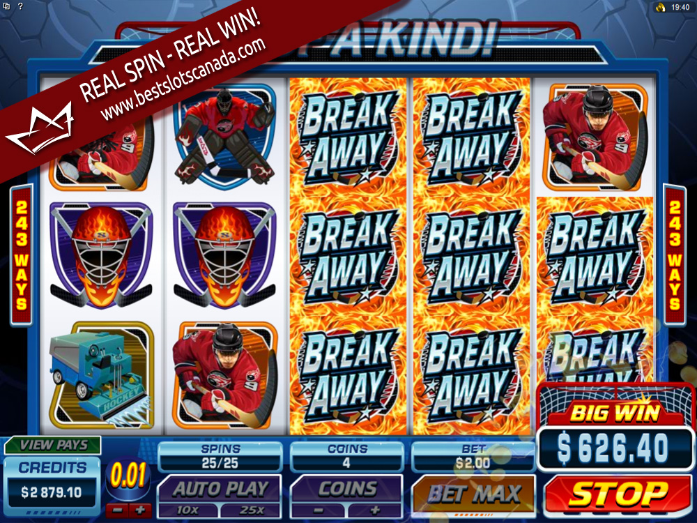Break Away Slot Mega Big Win